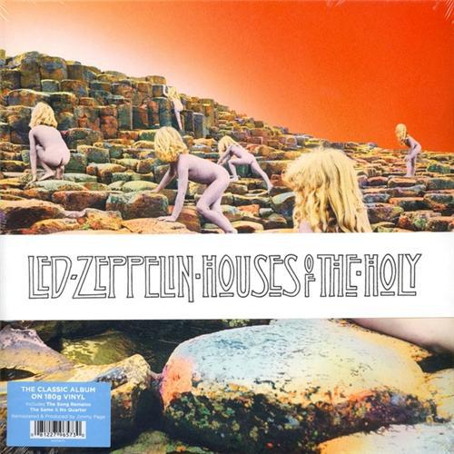 LED ZEPPELIN – HOUSES OF THE HOLY / 8122796573/ SEALED